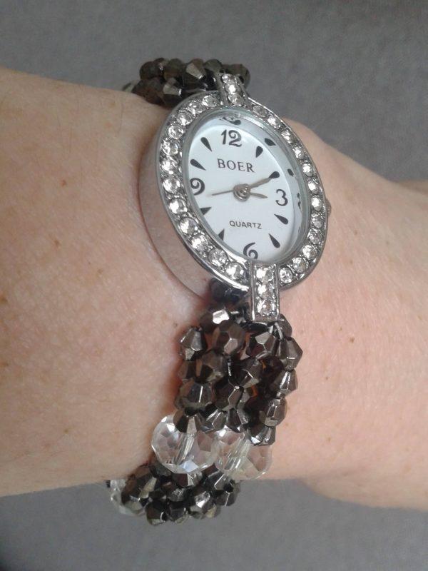 zegarek z bransoletką