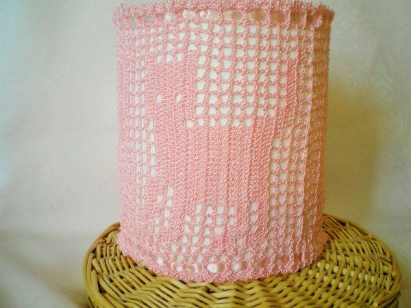 różowy abazur kotek